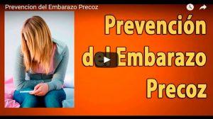 prevencion-del-embarazo Precoz-