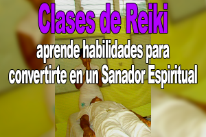 Clases de Reiki | aprende habilidades para convertirte en un Sanador Espiritual