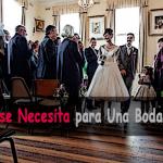 Que se necesita para una boda civil