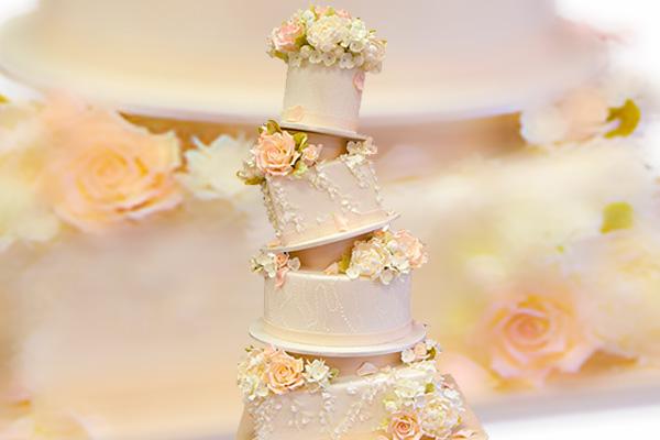 bizcocho de boda