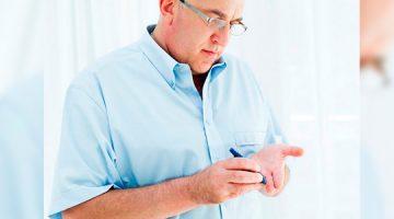 Signos y Síntomas de la diabetes mellitus