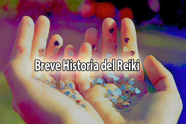 Breve Historia del Reiki