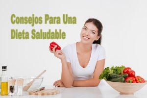 Consejos Para Una Dieta Saludable