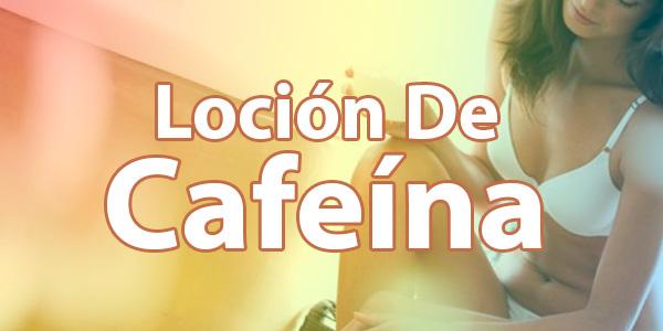 Loción De Cafeína