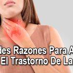 5 Grandes Razones Para Aliviar Y Prevenir El Trastorno De La Tiroides