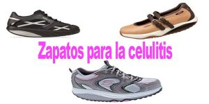 Zapatos para la Celulitis