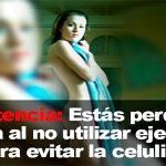 ejercicios para evitar la celulitis