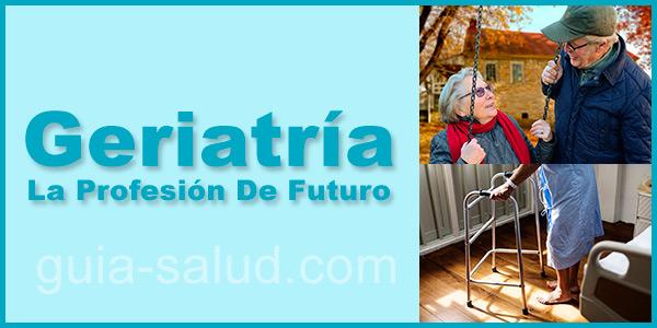 Atención A Pacientes Ancianos ¿Es La Geriatría La Profesión De Futuro?