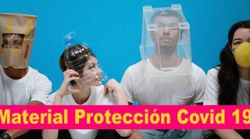 Material Protección Covid 19